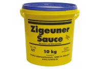 Zigeuner Sauce mit Zucker und Süßungsmittel