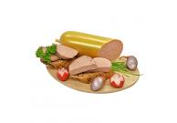 Leberwurst fein, mit Kalbfleisch