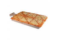 FitPizza Margherita GN, 3-eck, geschnitten