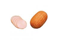Truthahn Lachsschinken gepökelt, mild geräuchert Halal