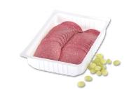 Truthahn-Salami mit Rinderfleischfett