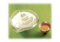 Mayonnaise, mit 80 % Pflanzenöl