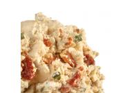 Joghurt-Rahm-Aufstrich, getrocknete Tomate & Basilikum