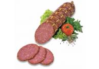 Fleischer Truthahn-Salami Ia mit Schweinespeck