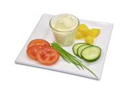 Salat Mayonnaise, mit 60 % Pflanzenöl