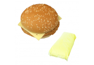 Chicken Burger mit Salatmayonnaise