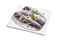 Bismarckheringe, mit Süßungsmittel