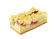 Erdbeer Rhabarberkuchen