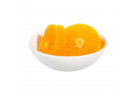 Orangenscheiben mit Aufguss