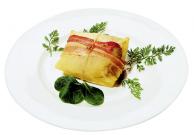 Kohlrouladen mit vorgegarter Fleischfüllung