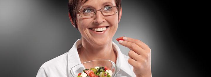 Frische Salate / Kräuter